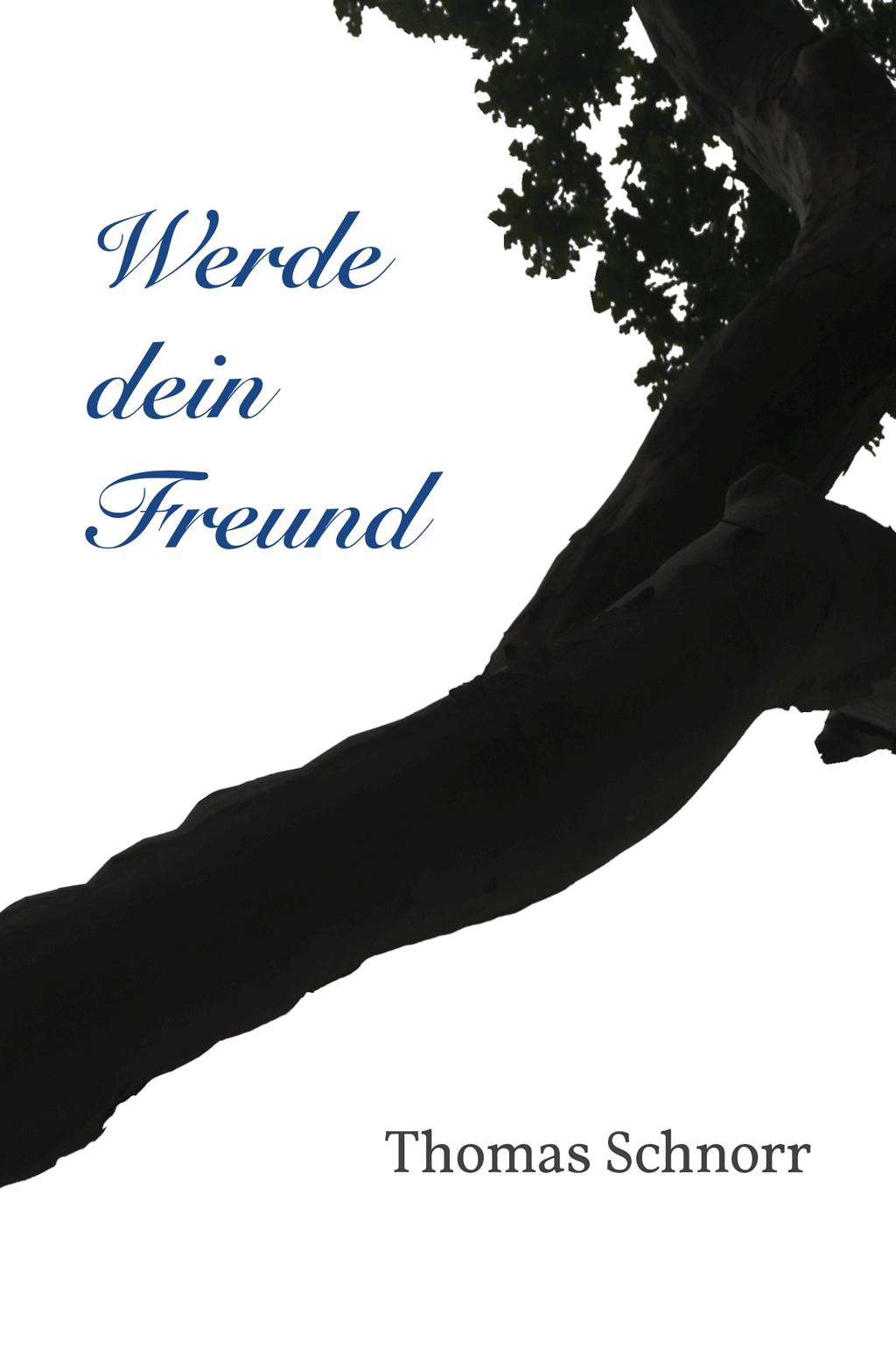 Thomas Schnorr: Werde dein Freund. Gedanken und Gedichte