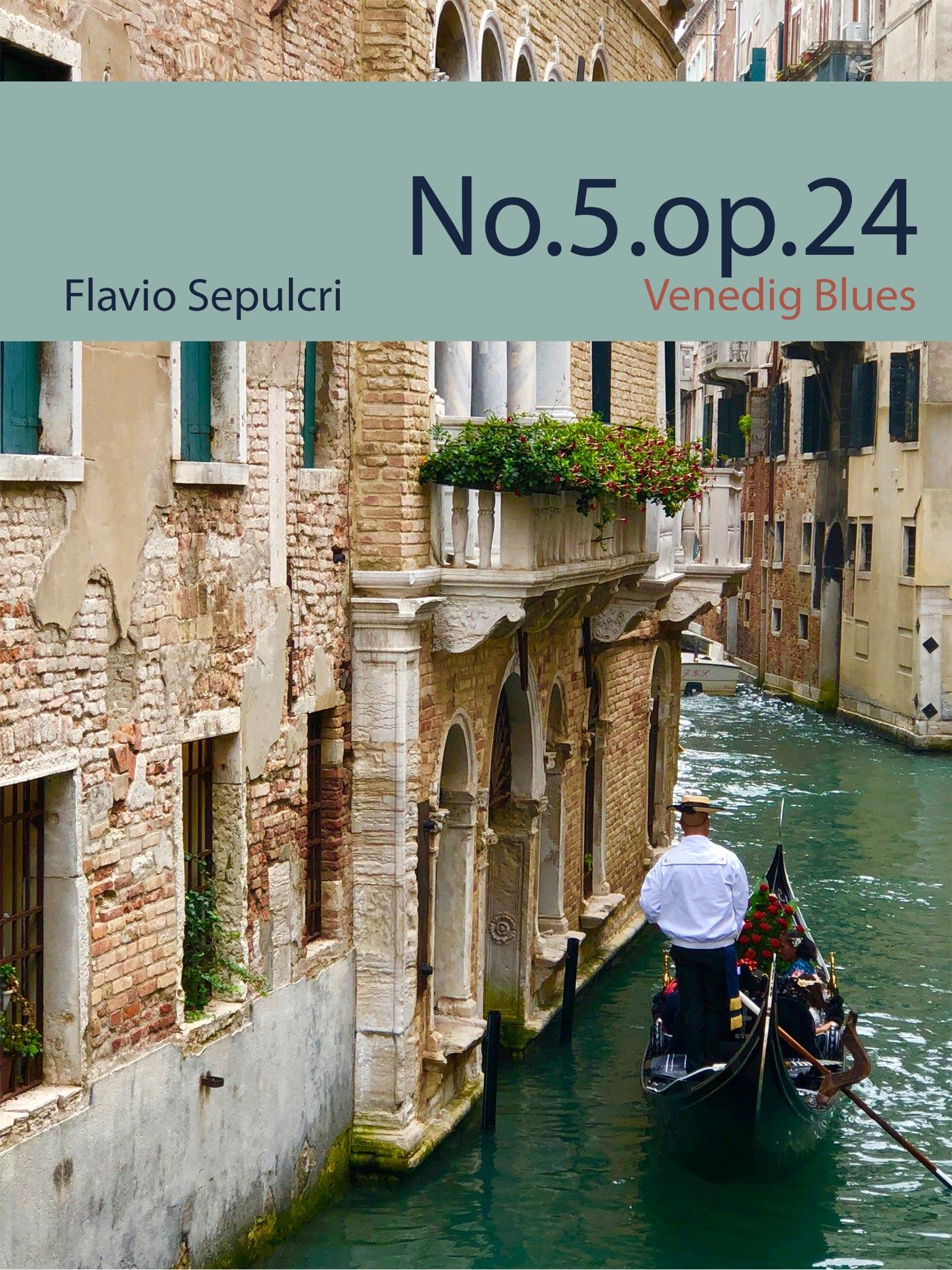 Flavio Sepulcri: No. 5. Op. 24